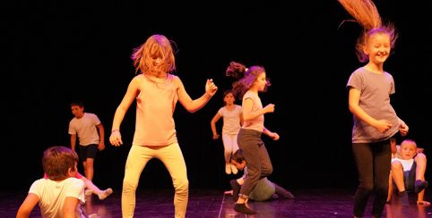 """Application à danser"" 