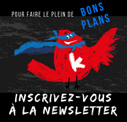 Inscriptions newsletter